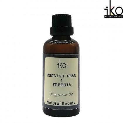 Perfume Fragrance Oil ( 14 Choose 1 ) - 50ml / Wild Bluebell / English Pear & Freesia / Red Roses / Basil & Neroli / Lime Basil & Mandarin